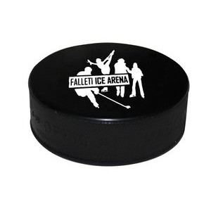 Hockey Puck (Spot Color)
