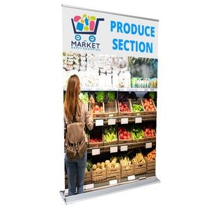 "48"" Ultimate Retractable Banner"