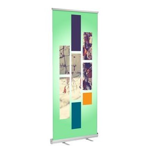 "Standard Economy Retractable 33""x81"""