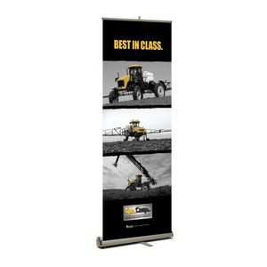 "Roll-Star Retractable Kit, Vinyl 33"" x 80"""